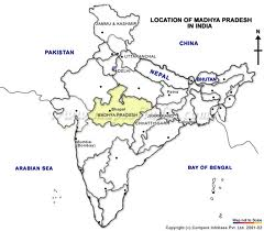 Madhya Pradesh in Indien: wirtschaftlich schwacher Bundestaat ohne Küste