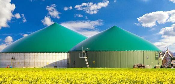 Biogasanlage für Sendhwa/Indien