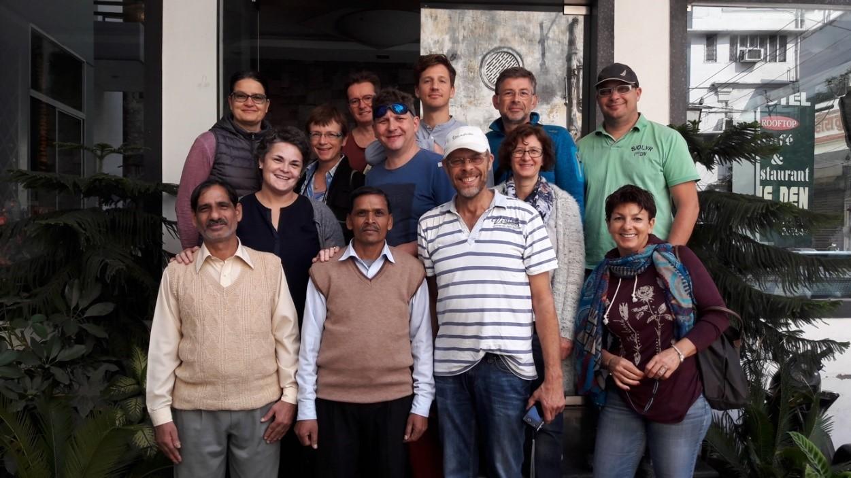 EFI - Team Hardiwar / Indien 2017